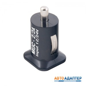 Mystery MUC-2/3A USB зарядка в прикуриватель