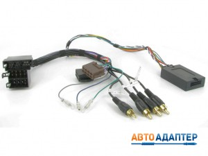 Connects2 CTSAD003.2 CAN-Bus адаптер рулевого управления Audi
