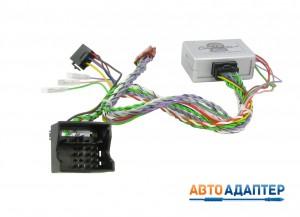 Connects2 CTSCT008 CAN-Bus адаптер кнопок на руле Citroen Peugeot с сохранением звуковых сигналов штатного парктроника