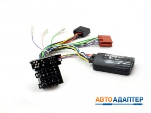 Connects2 CTSFA006.2 CAN-Bus адаптер кнопок на руле Fiat
