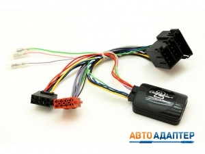 Connects2 CTSCT005.2 CAN-Bus адаптер кнопок руля Citroen Jumper