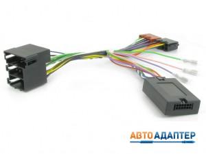 Connects2 CTSCT006.2 адаптер кнопок на руле Citroen Jumper