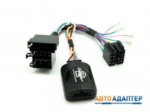 Connects2 CTSFA004.2 CAN-Bus адаптер кнопок на руле Citroen Fiat Peugeot