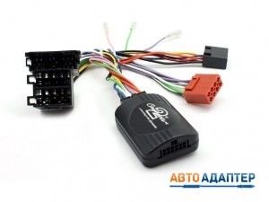 Connects2 CTSFA008.2 CAN-Bus адаптер кнопок на руле Fiat Ducato