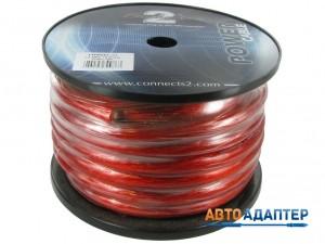Connects2 CTPR601 силовой провод 0AWG черный