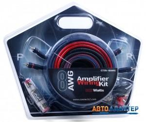 Connects2 CT35-8AWG провода для подключения усилителя/сабвуфер в комплекте