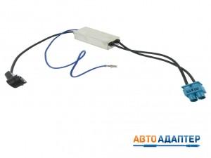 Connects2 CT27AA55 антенный переходник 2 x Fakra -> ISO с питанием