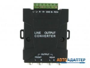 Connects2 CTLOCA45H преобразователь высокоуровневого сигнала