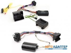 Connects2 CTSBM009.2 CAN-Bus адаптер кнопок на руле BMW с сохранением сервисных сигналов