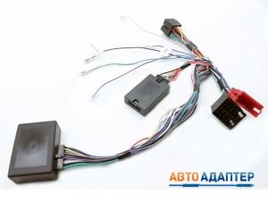 Connects2 CTSAD008.2 CAN-Bus адаптер кнопок на руле Audi A3 A4 TT с усилителем Bose