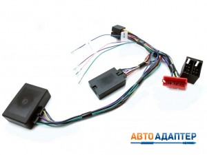Connects2 CTSAD007.2 CAN-Bus адаптер кнопок на руле Audi с усилителем Bose