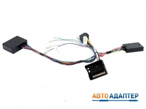 Connects2 CTSAD006.2 CAN-Bus адаптер рулевого управления Audi A3 A4 A6 TT с усилителем Bose
