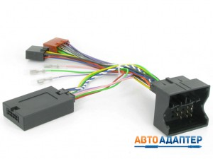 Connects2 CTSFO003.2 CAN-Bus адаптер кнопок на руле Ford