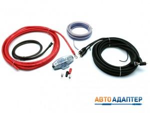 Connects2 PRO-EIGHT провода для подключения усилителя/сабвуфера в комплекте