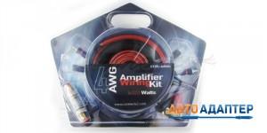 Connects2 CT35-4AWG комплект проводов для установки усилителя