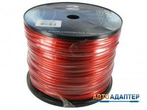 Connects2 CTPR610 силовой провод 10AWG красный