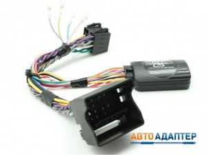 Connects2 CTSVW012.2 CAN-Bus адаптер кнопок на руле VW Crafter
