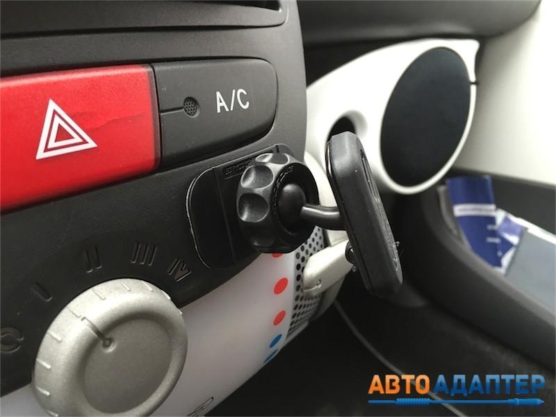 как закрепить iPhone 6 и планшет в автомобиле