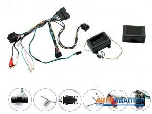 Connects2 CTSFO008.2 CAN-Bus адаптер кнопок руля Ford поддержкой заводского дисплея (бортового компьютера)