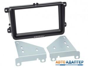 Padbay PAD-VW1 рамка для установки 2DIN автомагнитолы и iPad mini в VW Seat Skoda