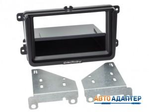 Padbay PAD-VW1 рамка для установки 1DIN автомагнитолы и iPad mini в VW Seat Skoda