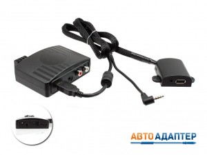 Connects2 AIRSTREAM12V универсальный A2DP Bluetooth интерфейс