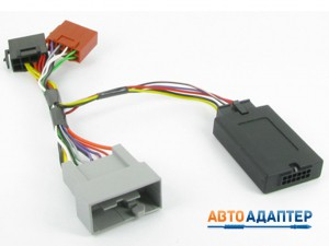 Connects2 CTSHO003.2 адаптер рулевого управления Honda Fit CR-Z Jazz CR-V Crosstour