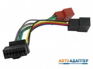 Connects2 CT21JV03 переходник ISO для автомагнитол JVC