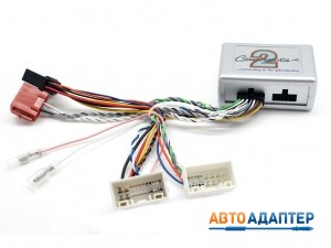 Connects2 CTSHY015.2 адаптер кнопок на руле Hyundai i40 ix35 Tucson Sonata с усилителем