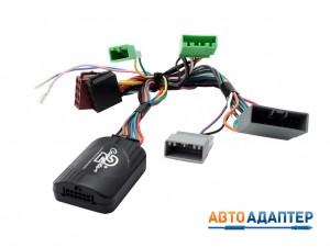 Connects2 CTSHO002 адаптер рулевого управления Honda Civic 5D с сохранением настроек даты и времени на заводском дисплее
