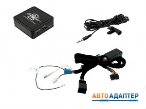 Connects2 CTAVGBT009 адаптер Bluetooth для штатных магнитол VW