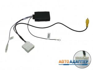 Connects2 CAM-HY3-RT адаптер подключения штатной камеры Hyundai Tucson к нештатной магнитоле