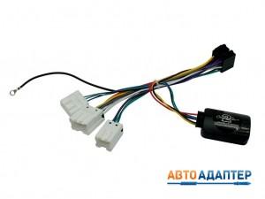 CConnects2 CTSNS016.2 адаптер кнопок на руле Nissan X-Trail 350Z Navara