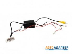 Connects2 CAM-NS1-RT адаптер подключения штатной камеры Nissan к нештатному монитору