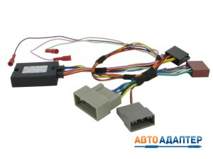 Connects2 CTSHO005.2 адаптер рулевого управления Honda CR-V