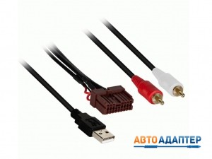 Connects2 CTHYUNDAIUSB.5 удлинитель USB и AUX для Hyundai