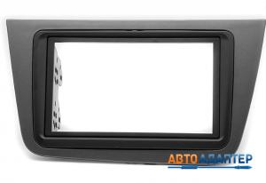 CARAV 11-582 переходная рамка 2DIN Seat Altea Toledo