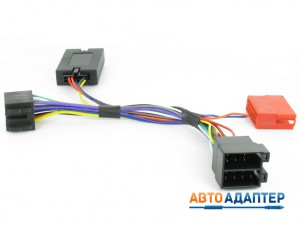 Connects2 CTSHY004.2 адаптер рулевого управления Hyundai KIA