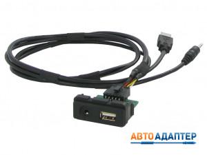 Connects2 CTMAZDAUSB переходник штатного USB разъема Mazda