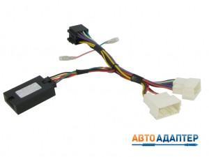 Connects2 CTSHY008.2 адаптер рулевого управления Hyundai i20 i30 i40 Tucson KIA Ceed Optima