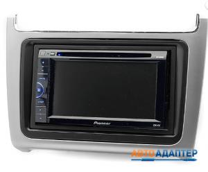 CARAV 11-540 переходная рамка Volkswagen Polo 2014+