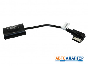 Connects2 CTAAD1A2DP Bluetooth A2DP адаптер для Audi MMI