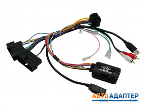 Connects2 CTSFO018.2 CAN-Bus адаптер кнопок на руле Ford Ranger 2015+, Ford Transit 2015+