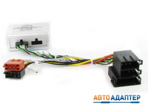 Connects2 CTSHY006.2 адаптер рулевого управления Hyundai Tucson Sonata i40 ix35 с усилителем