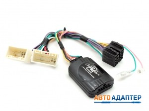 Connects2 CTSKI004.2 адаптер рулевого управления Kia Rio Sportage Soul Picanto Forte