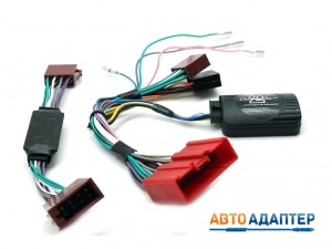 Connects2 CTSMZ005.2 CAN-Bus адаптер рулевого управления Mazda 3, Mazda 6 с усилителем Bose