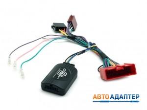 Connects2 CTSMZ006.2 адаптер рулевого управления Mazda 3, Mazda 6