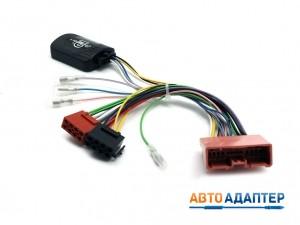 Connects2 CTSMZ009.2 CAN-Bus адаптер рулевого управления Mazda3 CX-7 6 с сохранением настройки часов на штатном дисплее