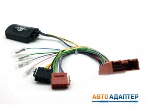 Connects2 CTSMZ011.2 адаптер рулевого управления Mazda CX-9 Mazda 3 с сохранением настроек часов