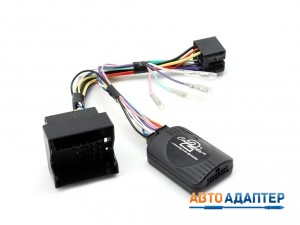 Connects2 CTSMC004.2 CAN-Bus адаптер рулевого управления Mercedes E-Class SLK
